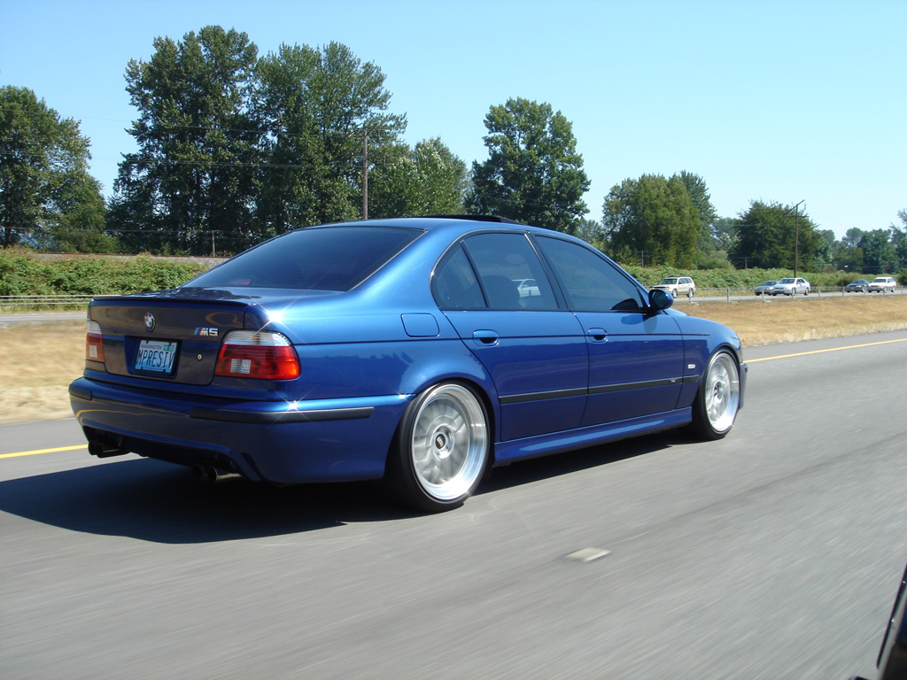 E39 96 03 For Sale Authentic 19 Quot Bbs Lm 121 148 Bmw M5