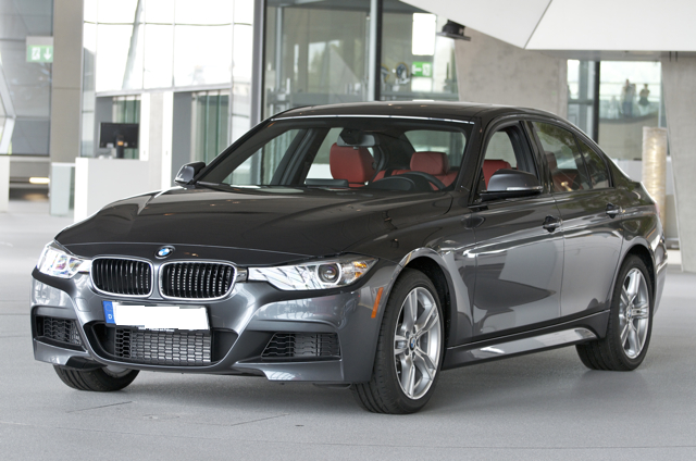 2013 335i xDrive MSport Review