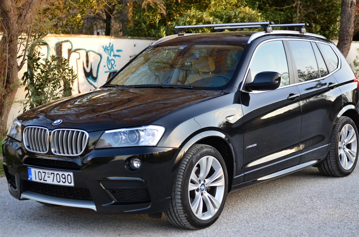 BMW 5 Series 2013 Bmw X3 Tire Size M Sport Vs 35i