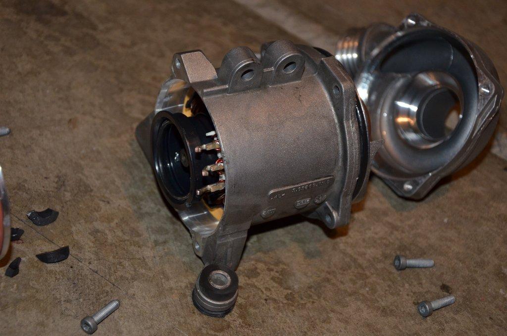 E60 failed electric water pump dissection - Bimmerfest - BMW