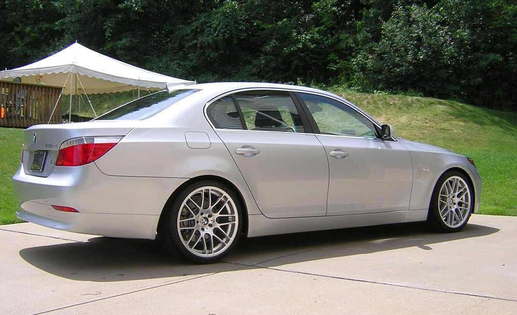 Can I Upgrade My 525xi Wheels To 19 In Bimmerfest Bmw Forums