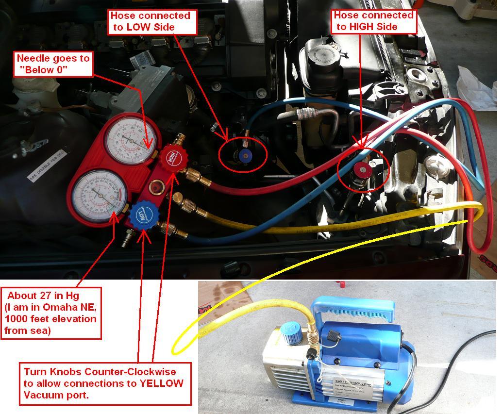 DIY: 1998 BMW 528i 160K Replacing AC Compressor