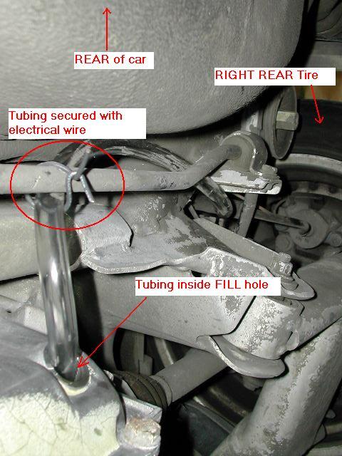1998 Bmw 528i Transmission Fluid