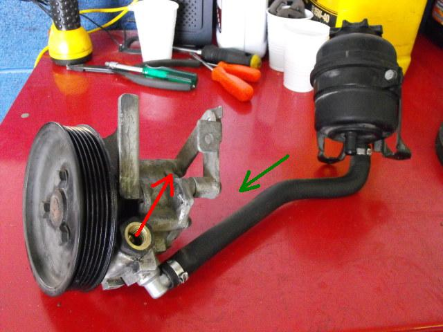 For BMW Power Steering Pump Fluid Reservoir Tank E24 E28 E30 E34 E36 E38 E39 E46