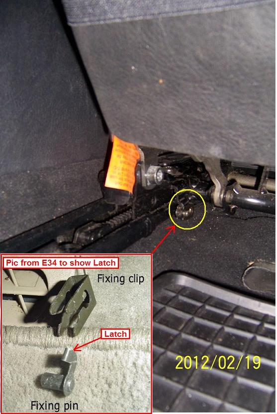 Attachment on Car Battery Wiring