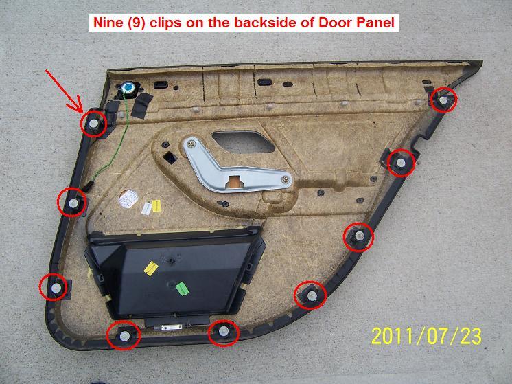 e46 door panel removal diy