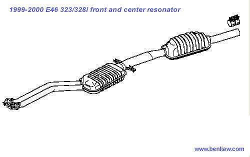 Help For E46 328i Exhaust Bimmerfest Bmw Forum