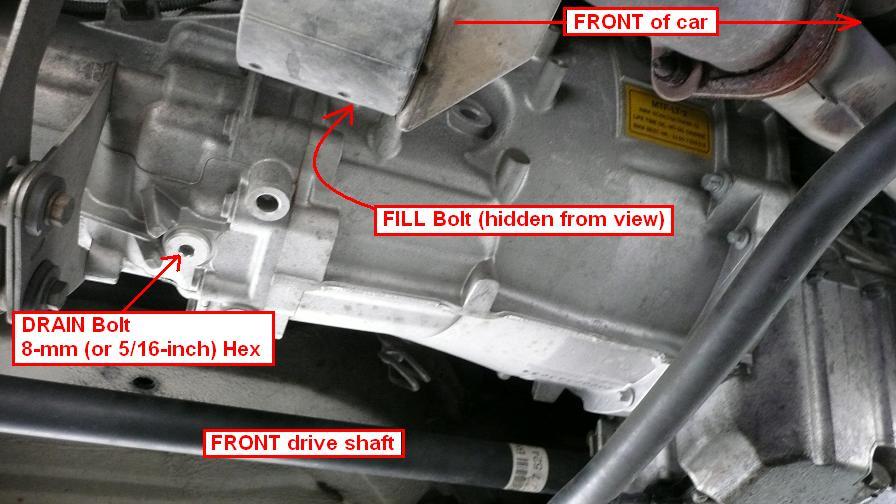 DIY: 2006 BMW X5 3 0i: Front/Rear Diff, MT, Transfer Case