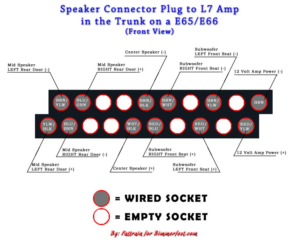 Logic 7 amplifier wiring diagram blueraritanfo logic amplifier aftermarket replacement page bimmerfest wiring diagram cheapraybanclubmaster Choice Image