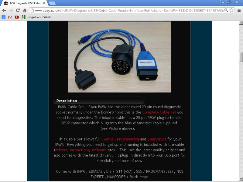 Click image for larger version  Name:ebay item_odb2 cable set.jpg Views:435 Size:62.2 KB ID:353337