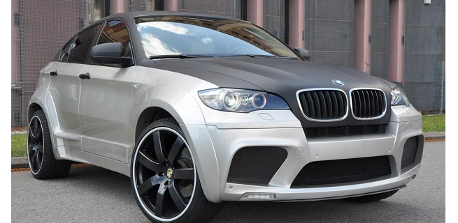 2010 BMW X6 Widebody by Enco Exclusive - Hot or Not?