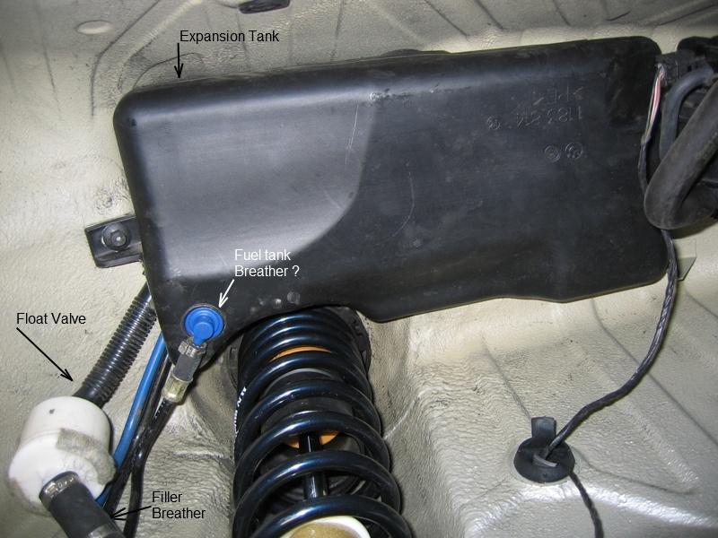 fuel tank breather valve 2001 525 - Bimmerfest - BMW Forums