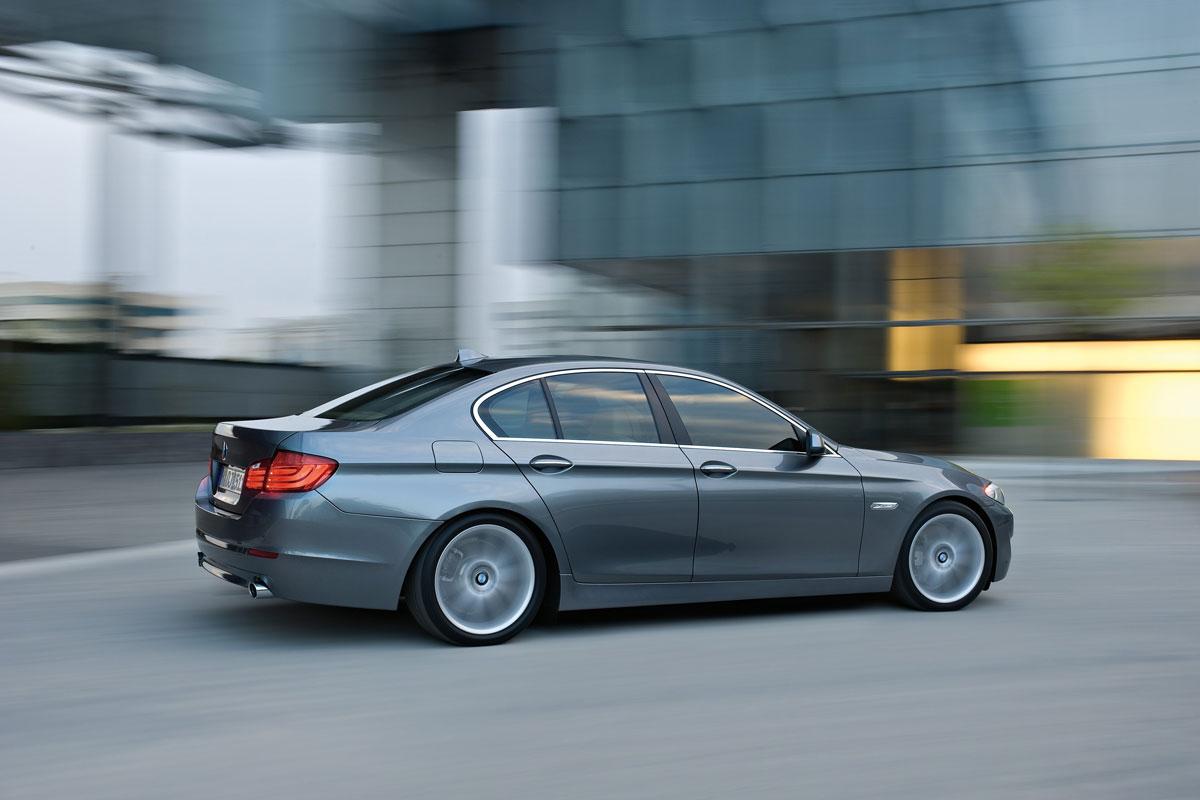 F10 5 series BMW