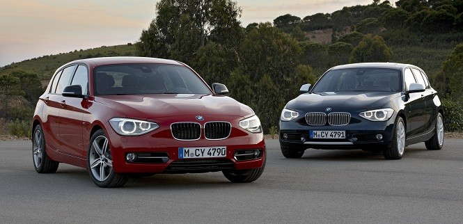 The New 1 Series F20 is Official -- Pictures and Specs Included!