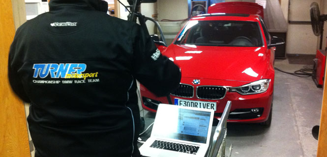Dyno of the Long Term 2012 BMW 328i comes in at 241hp / 275lb-ft of torque