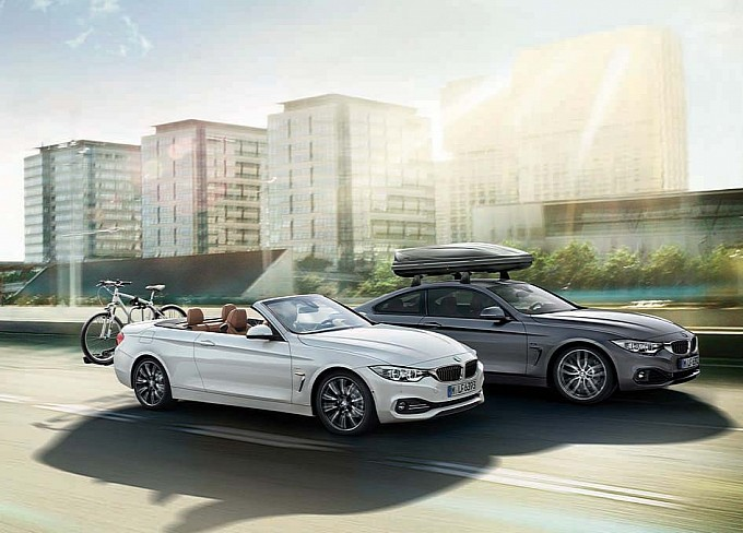 BMW 4 Series Convertible Revealed