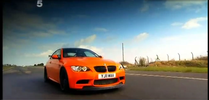 Fifth Gear Test Drives the M3 GTS - Can Find No Faults