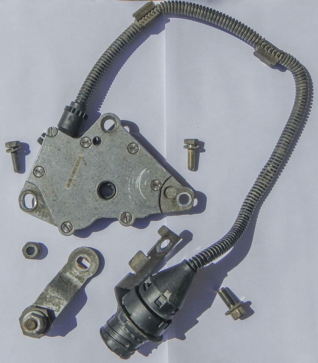 Trans Failsafe Prog - Repair of Position Switch on E39