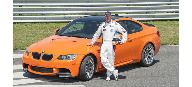 Limited Edition 2013 BMW M3 Lime Rock Park Edition in Fire Orange