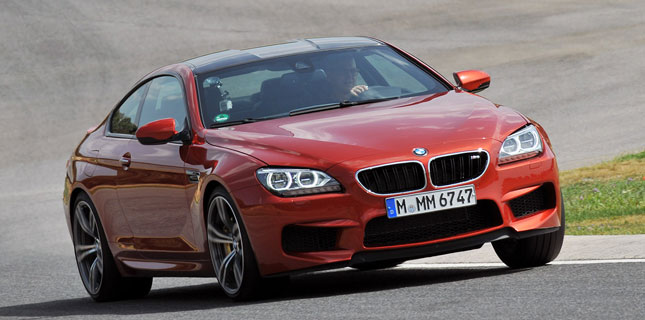 AutoBlog BMW F13 M6 First Drive in Spain at Ascari Track and Resort