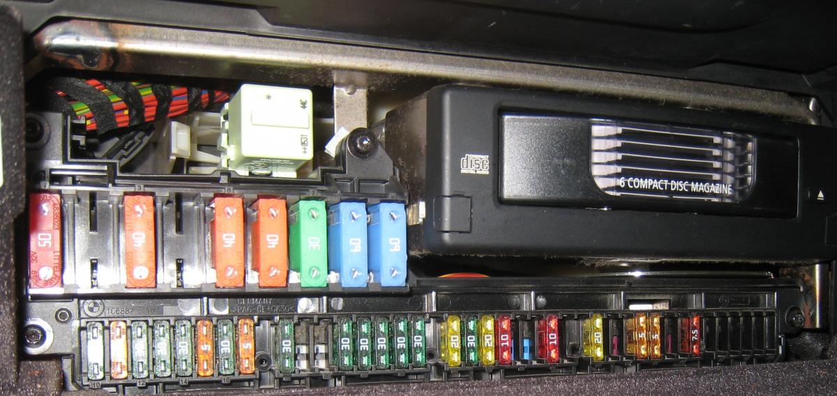 Stunning BMW E60 Fuse Box Gallery - Best Image Diagram - guigou.us