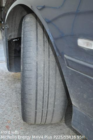 Curious What You Think Of My Excessive Tire Wear Is It