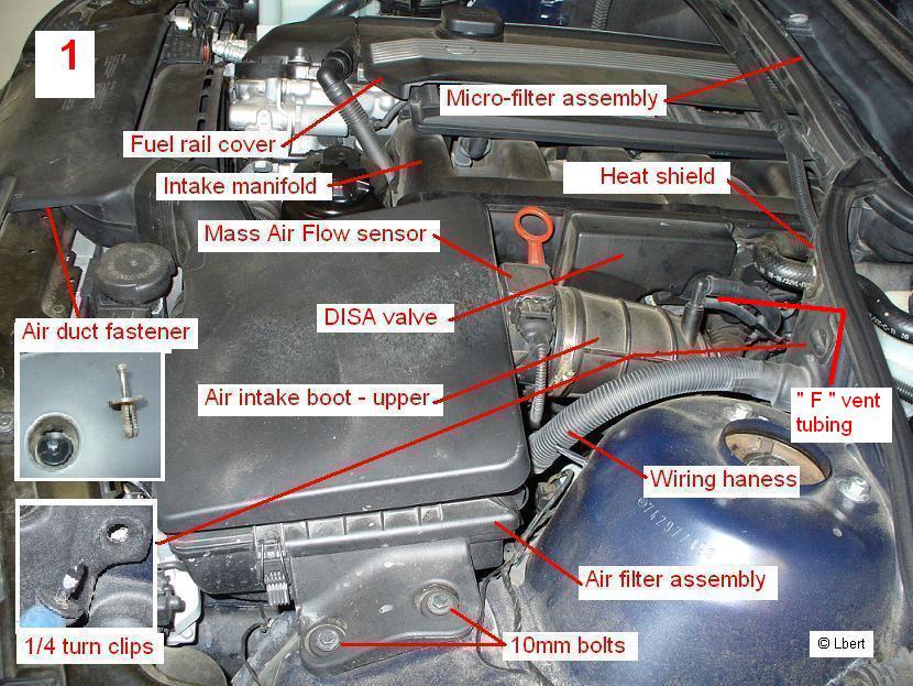 Help me find vacuum hose diagram - Bimmerfest - BMW Forums