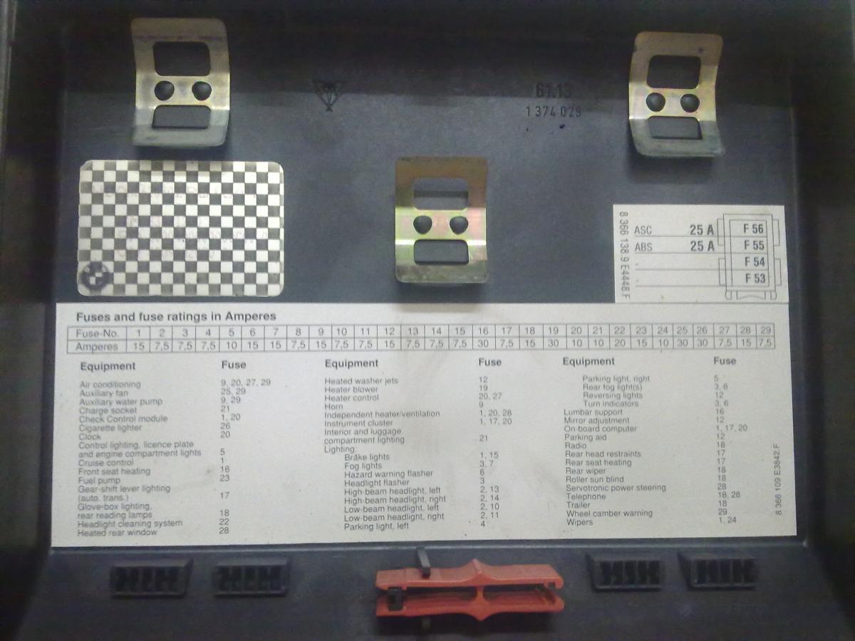 e31 bmw fuse box diagram e31 wiring diagrams cars