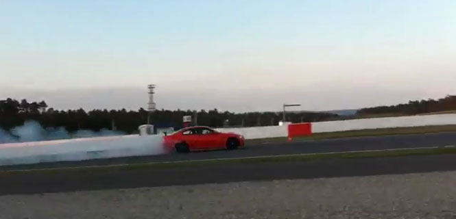 VIDEO: G-Power Supercharged E92 M3 with 635hp tested at Hockenheimring