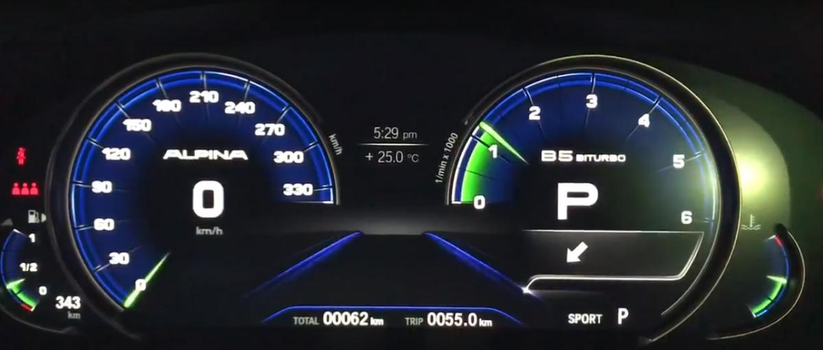 Coding and Alpina Instrument Cluster - Bimmerfest - BMW Forums