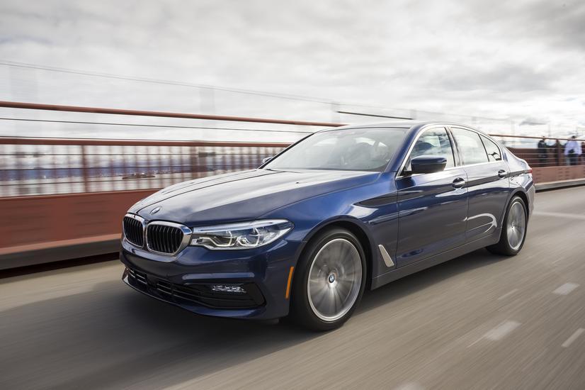 BMW 5 Series Top Safety Pick