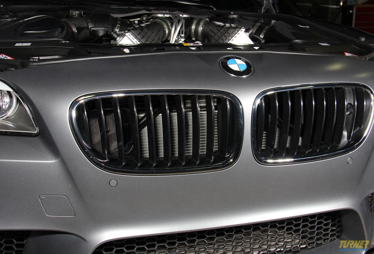 BMW M5 ram air intake