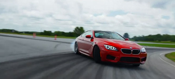 Now THIS is how you drive an M6