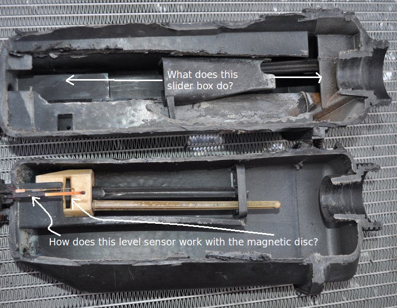[ Bmw e46 320i M52 an 1999 ] voyant radiateur allumé (résolu) Attachment