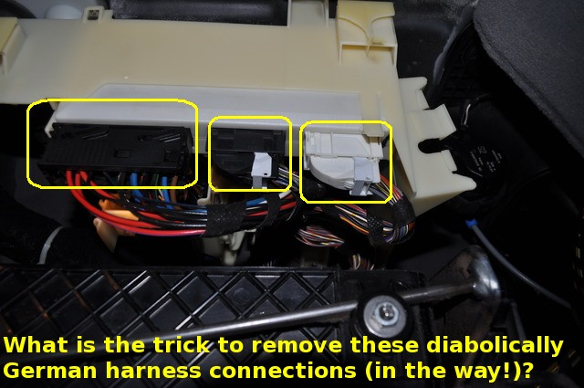 Attachment on Bmw E39 M5 Battery Location