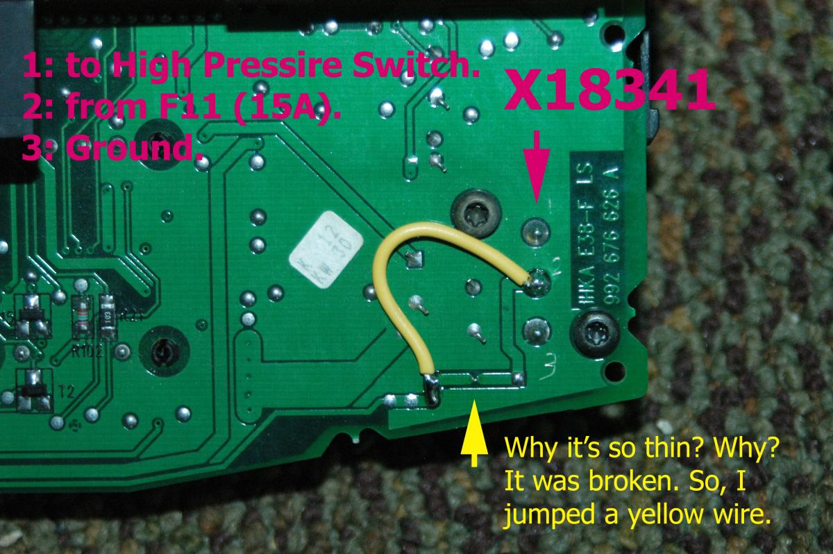 Blinking ac lights on 2000 740il bimmerfest bmw forums click image for larger version name ihka x18341g views 761 size swarovskicordoba Choice Image