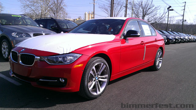 2012 BMW F30 328i Long Term Review C