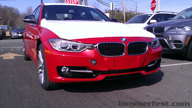 2012 BMW F30 328i Long Term Review Car
