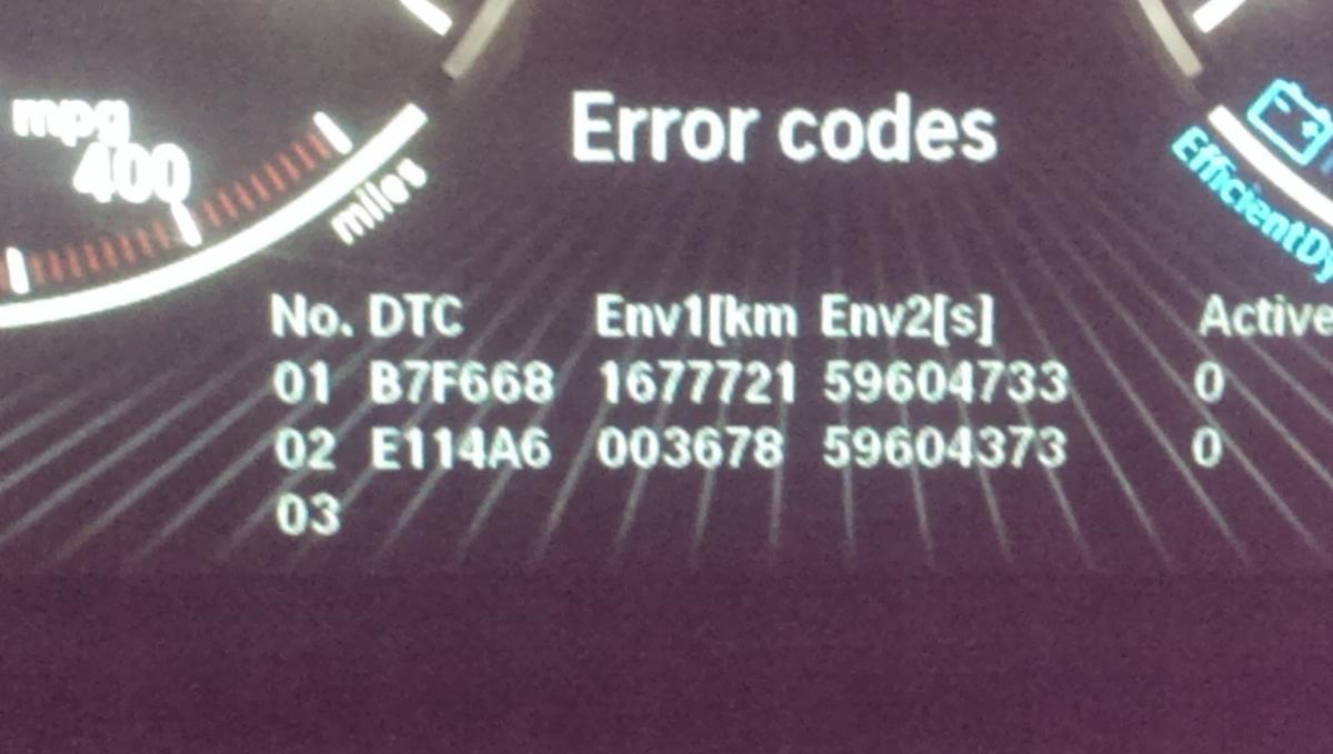CEL and Error Codes - Bimmerfest - BMW Forums