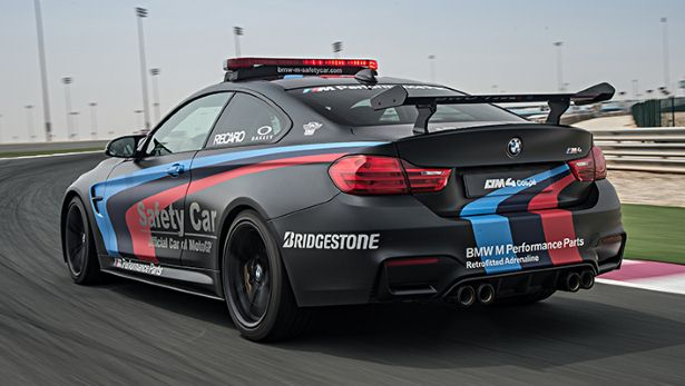 Top Gear Drives Bmws M4 Motogp Safety Car Bimmerfest Bmw Forums