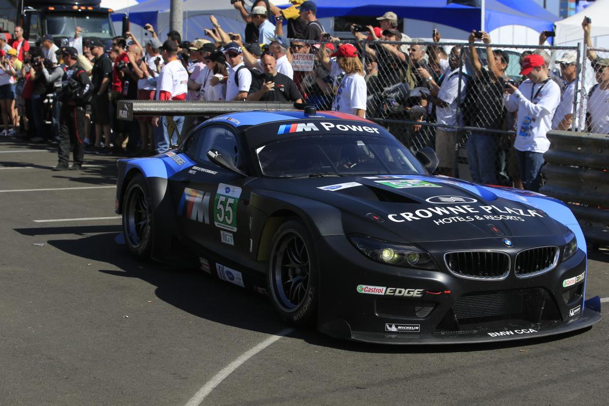 BMW Team RLL Long Beach ALMS 2013
