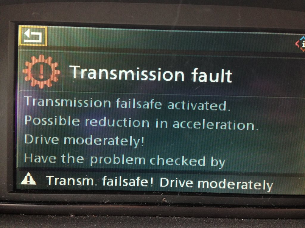 Bmw F10 Transmission Fault Drive Moderately - Bmw Foto and Picture