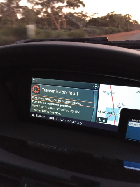 BMW 650i 2007-2011 NEW *Aluminum* Mechatronic Adapter 6HP26 Transmission Fault