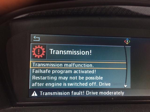 M6 Transmission Malfunction Bimmerfest Bmw Forum