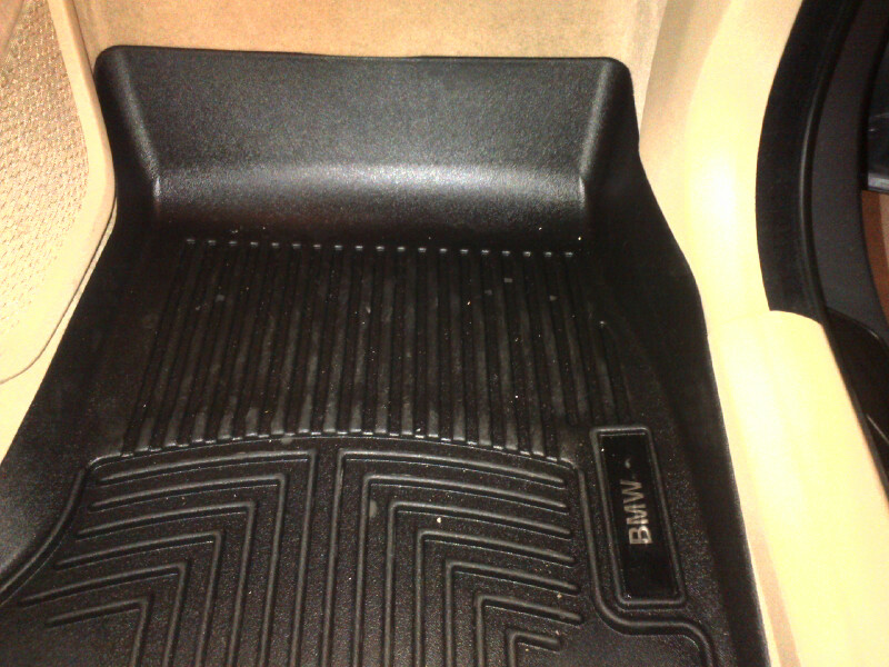 floor mats - what the heck?? - bimmerfest - bmw forums