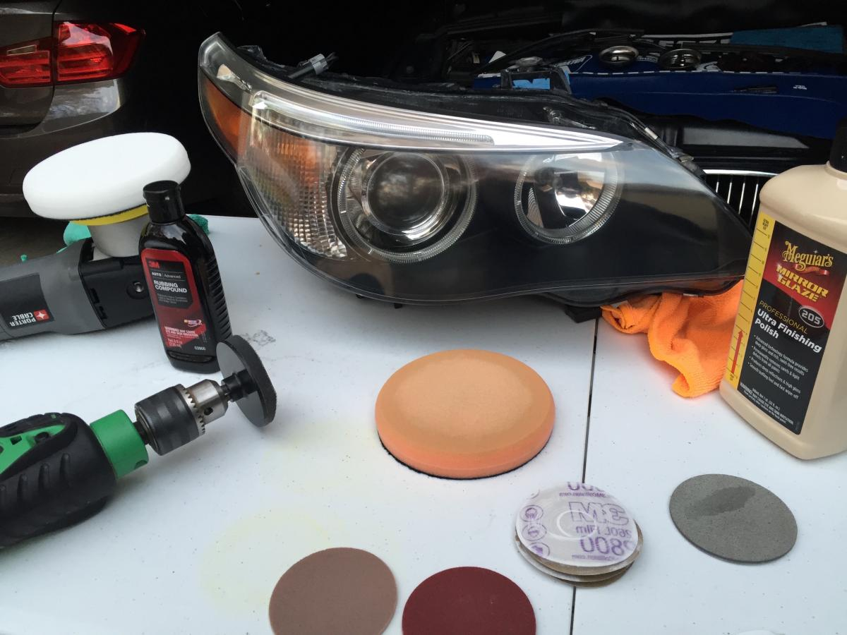 Headlight wiring rot! - Bimmerfest - BMW Forums