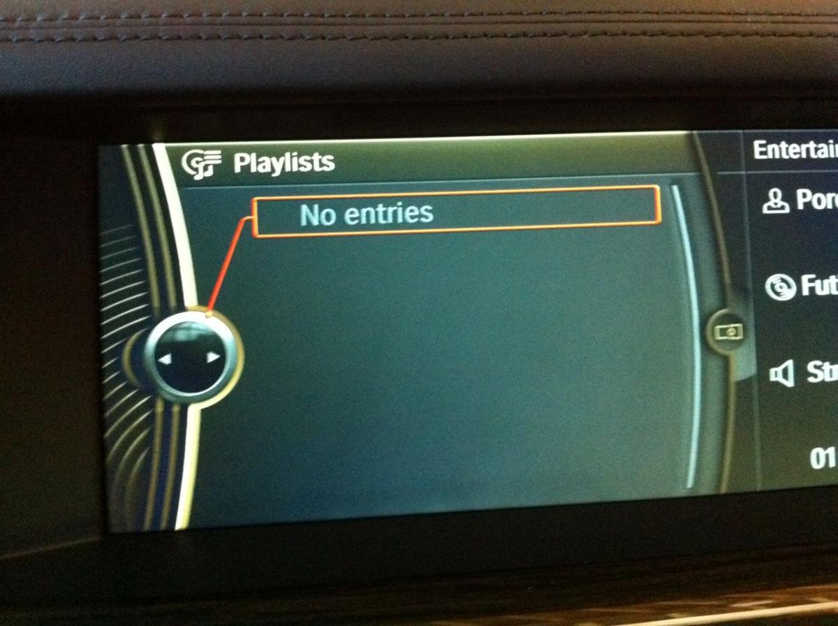 How to import music (USB) into iDrive - Bimmerfest - BMW Forums