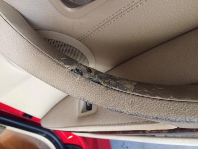 Interior Passenger Door Handle Melting Bimmerfest Bmw