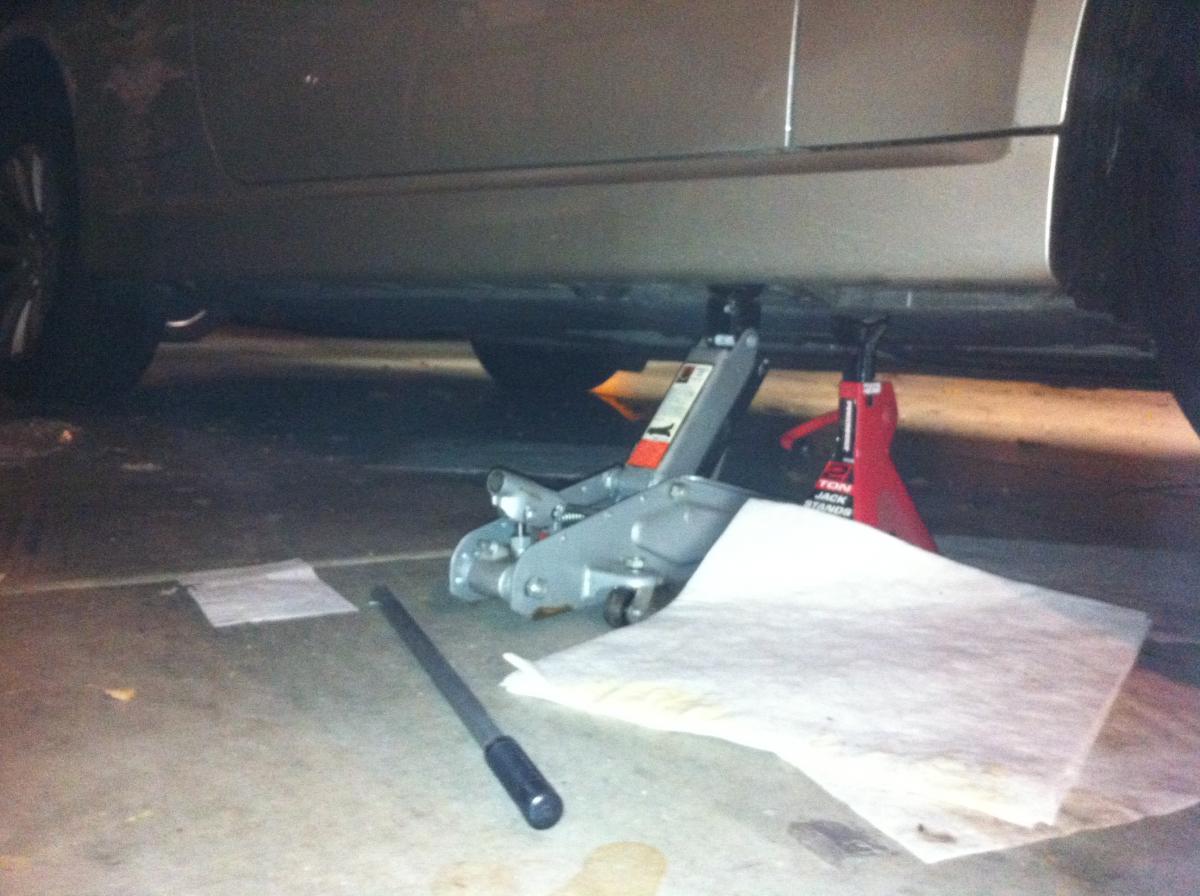 DIY: Crankshaft Position Sensor Replacement - Bimmerfest