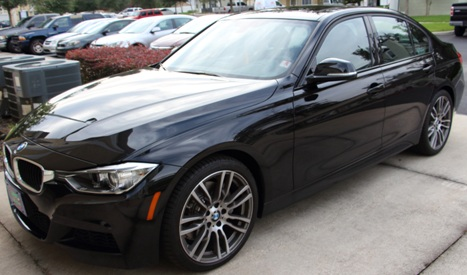 Trading 2013 BMW 335i M Sport for 2015 M4 Ground Clearance